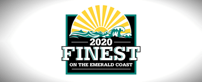Are we the Finest Insurance Agency on The Emerald Coast? You bet we are!